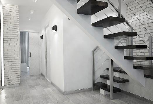 Дизайн проект интерьеров