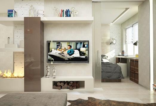 Дизайн проект элитной квартиры
