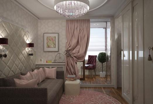 Дизайн интерьера в стиле арт деко