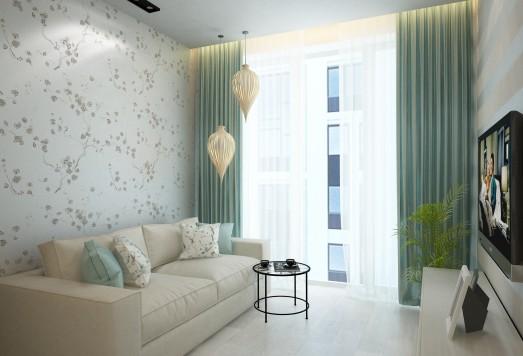 Дизайн гостиной в Москве