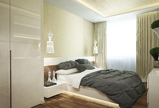 Дизайн спальни в Москве