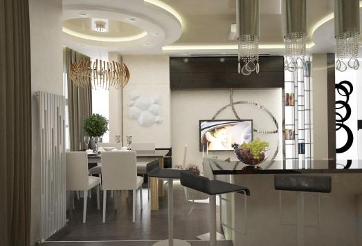 Дизайн квартиры в Химках