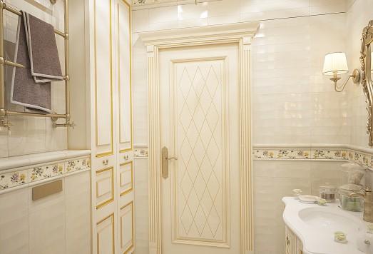 Дизайн проект квартиры в стиле Прованс ЖК Аристократ
