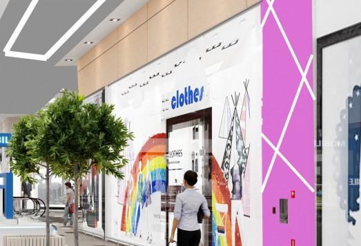 Дизайн проект общественных помещений москва