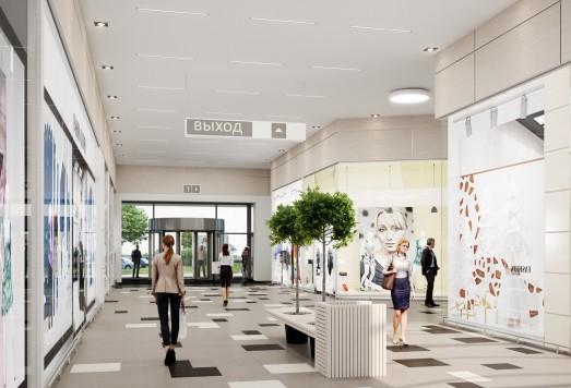 Дизайн проект общественных помещений в москве