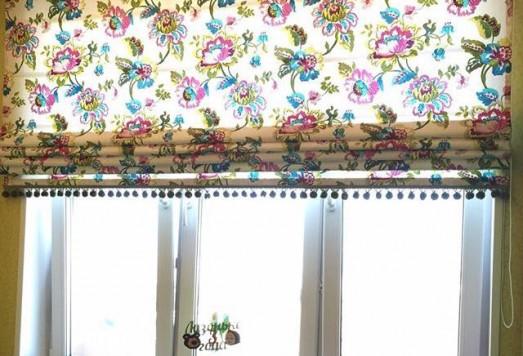 Пошив штор москва