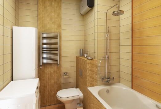 Дизайн проект квартиры в ЖК Богородский