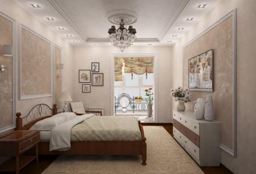 Дизайн проект квартиры в ЖК Царицыно