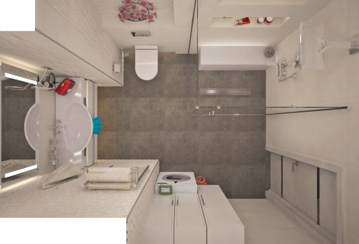 Дизайн проект квартиры Павшинская Пойма
