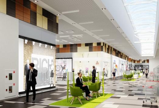 Дизайн общественных помещений в москве