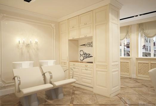 Дизайн проект салона красоты Imperialhair