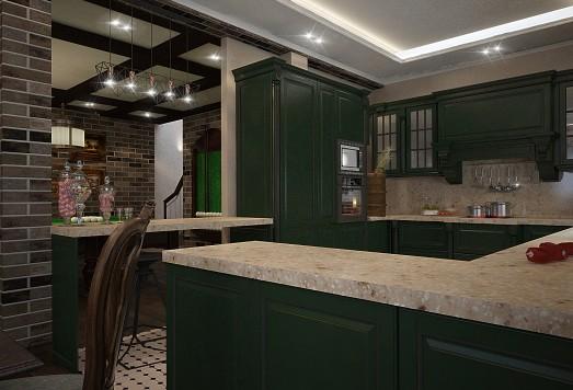 Дизайн дома г. Гагарин
