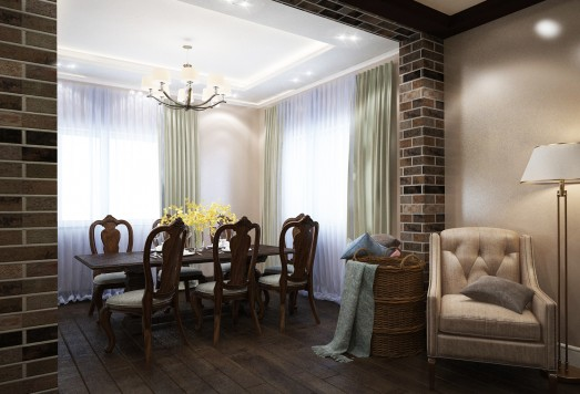 Дизайн проект дома город Гагарин