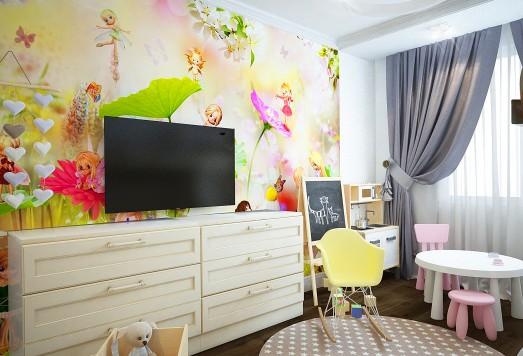 Дизайн проект квартиры город Москва