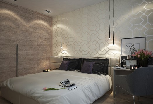 Дизайн проект квартиры город Москва в доме П44