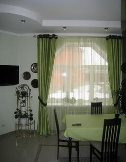 Индивидуальны пошив штор
