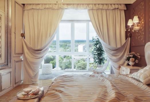 Индивидуальный пошив штор